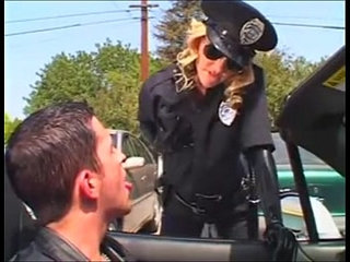 Alexis Malone Policewoman Sex