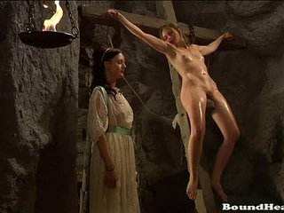 Lesbian slave punishment video Slave Tears Of Rome