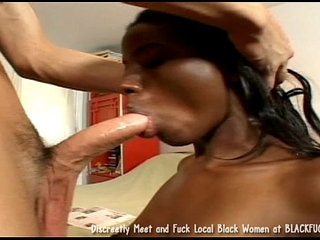 Jaydan Simone Takes a Big White Dick in the Mouth