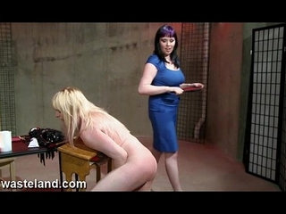 Wasteland Bondage Sex Movie Mistress Discipline Pt