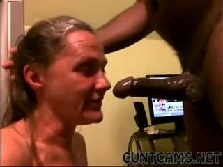 Granny Throatfucked Into Submission More