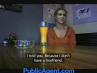 PublicAgent Shes fucking a celebrity?? No!
