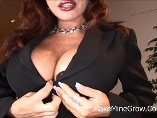 Vanessa Big Tits MILF Demand A Large Dick In to Her Ass